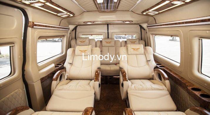 Top 10 Nhà xe Quảng Ninh Hải Phòng: đi limousine hay giường nằm?