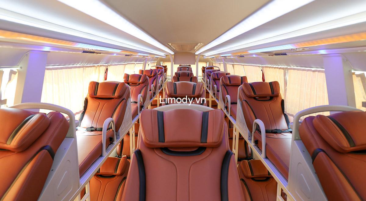 Top 9 Nhà xe Quảng Ninh Lai Châu: đi xe limousine giường nằm nào tốt?