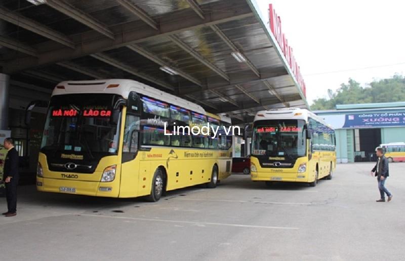 Top 9 Nhà xe Quảng Ninh Lào Cai Sapa limousine giường nằm tốt nhất