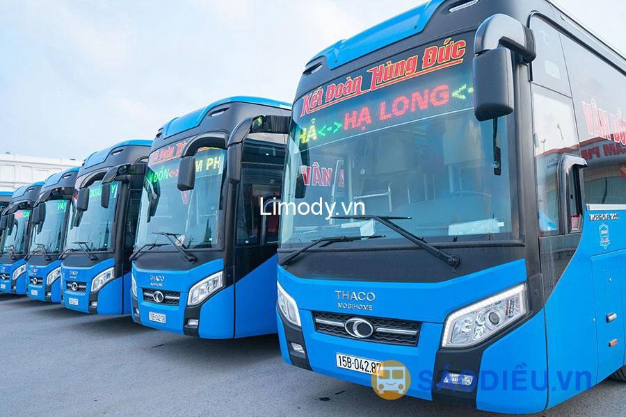Top 10 Nhà xe Quảng Ninh Nghệ An Vinh limousine giường nằm tốt nhất