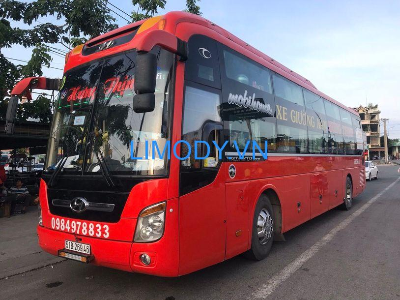 Top 16 Nhà xe Sài Gòn Bình Dương - Tân Uyên - Dĩ An - Thủ Dầu Một