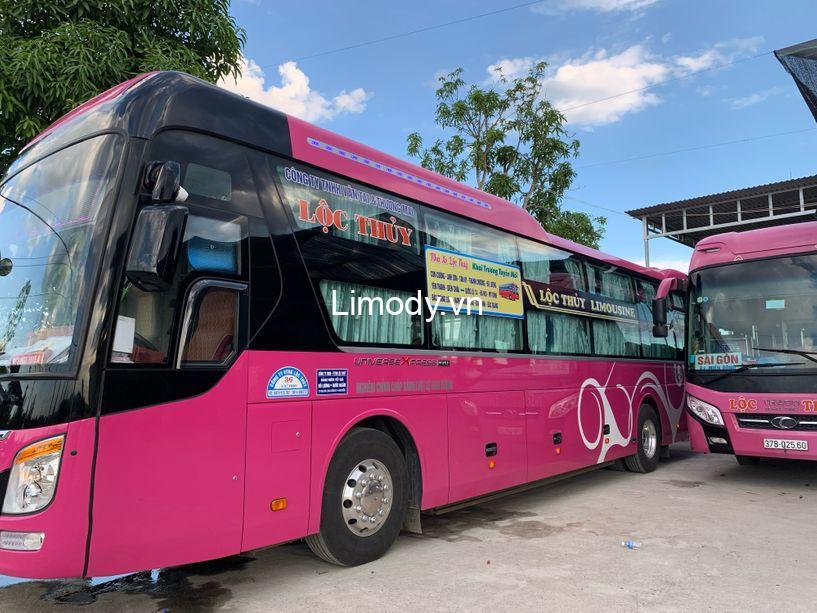 Top 10 Nhà xe Sài Gòn Quảng Bình Đồng Hới: đặt vé xe khách giường nằm