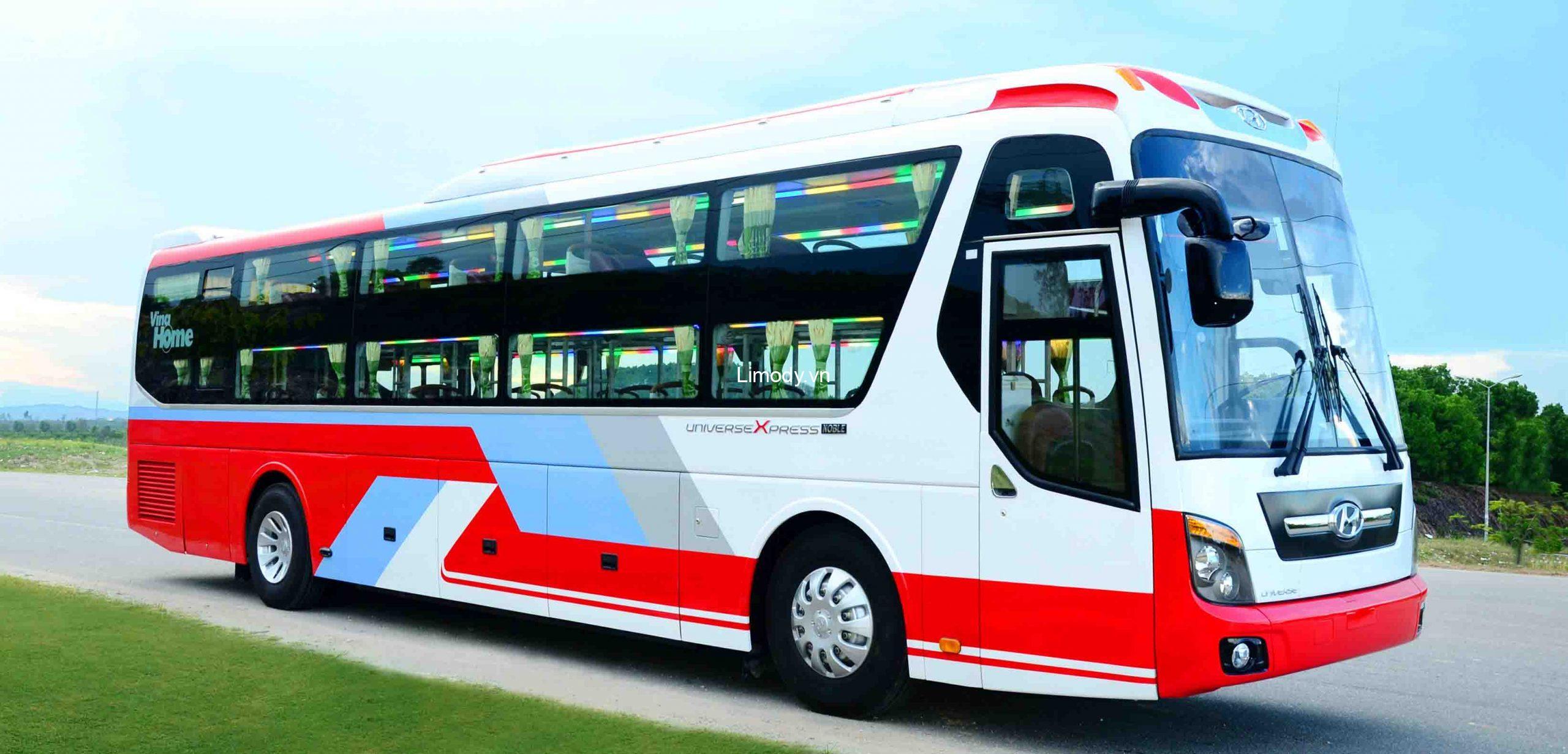 Top 8 Nhà xe Sài Gòn Thái Bình: đặt vé limousine, xe khách giường nằm
