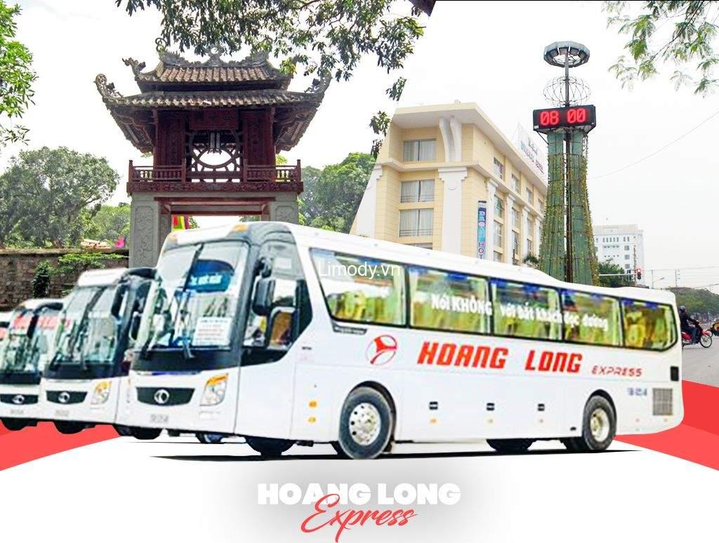 Top 9 Nhà xe Sài Gòn Thanh Hóa: limousine, xe khách giường nằm