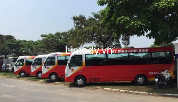 Xe Vietbus: Bến xe, giá vé, số điện thoại đặt vé, lịch trình A-Z