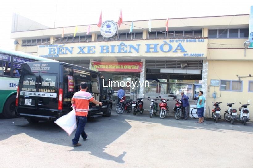 Bến xe Biên Hòa Đồng Nai: Thông tin chi tiết giá vé, lịch trình các nhà xe