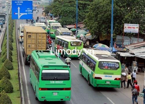 Bến xe Củ Chi: Thông tin nhà xe đi các tỉnh, số điện thoại, giá vé đặt vé