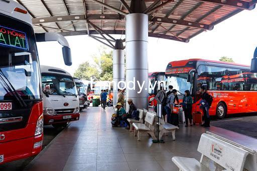 Bến xe Đà Lạt: Thông tin giá vé lịch trình tất cả nhà xe đến và đi