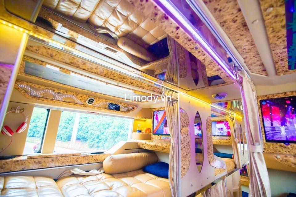 Top 17 xe limousine đi Sapa, VIP Dcar Hà Nội đi Sapa Lào Cai giường nằm
