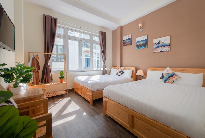 Top 20 Hostel Guesthouse nhà nghỉ Đà Lạt giá rẻ gần chợ đêm view đẹp