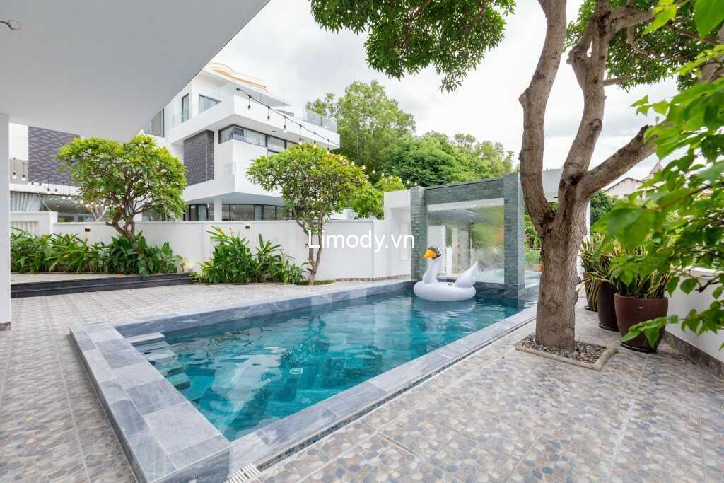 Top 20 Biệt thự villa Vũng Tàu giá rẻ, đẹp, gần biển có hồ bơi cho thuê