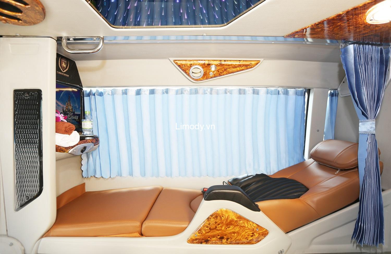 Xe Chơn Mỹ limousine: Bến xe, giá vé, số điện thoại đặt vé Sài Gòn Quảng Ngãi