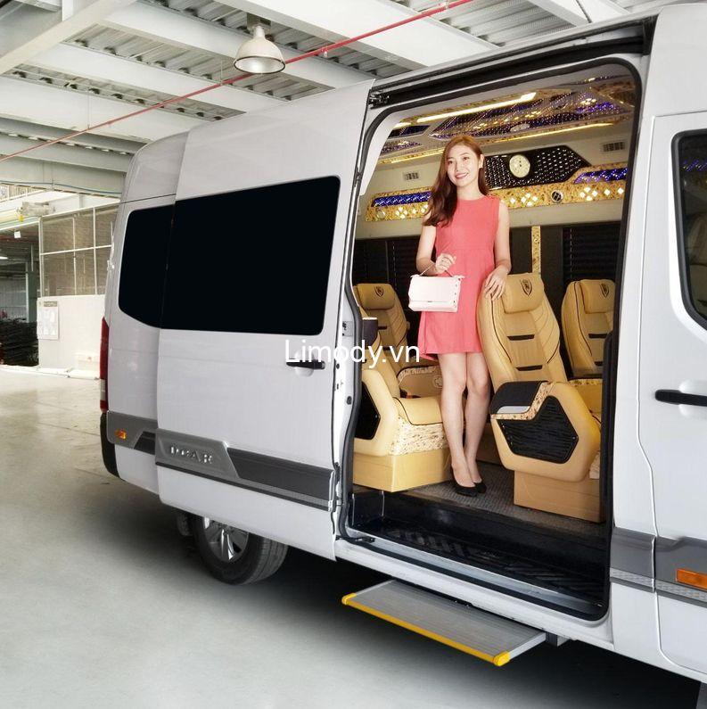 Xe Golden limousine: Bến xe, giá vé, số điện thoại đặt vé, lịch trình Hà Nội – Sapa