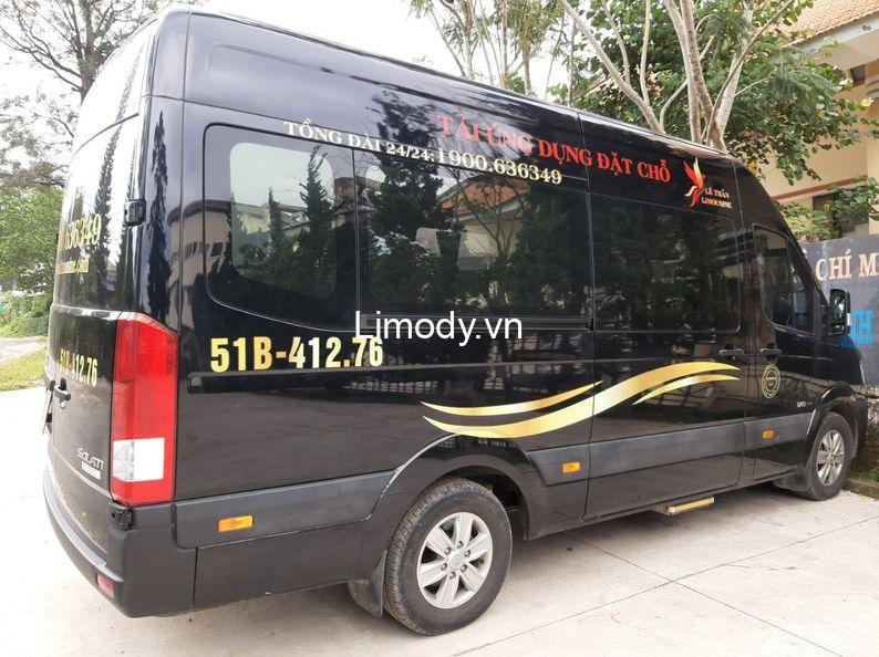 Xe Lê Trần limousine: Bến xe, giá vé, số điện thoại đặt vé, lịch trình Đà Lạt – Sài Gòn
