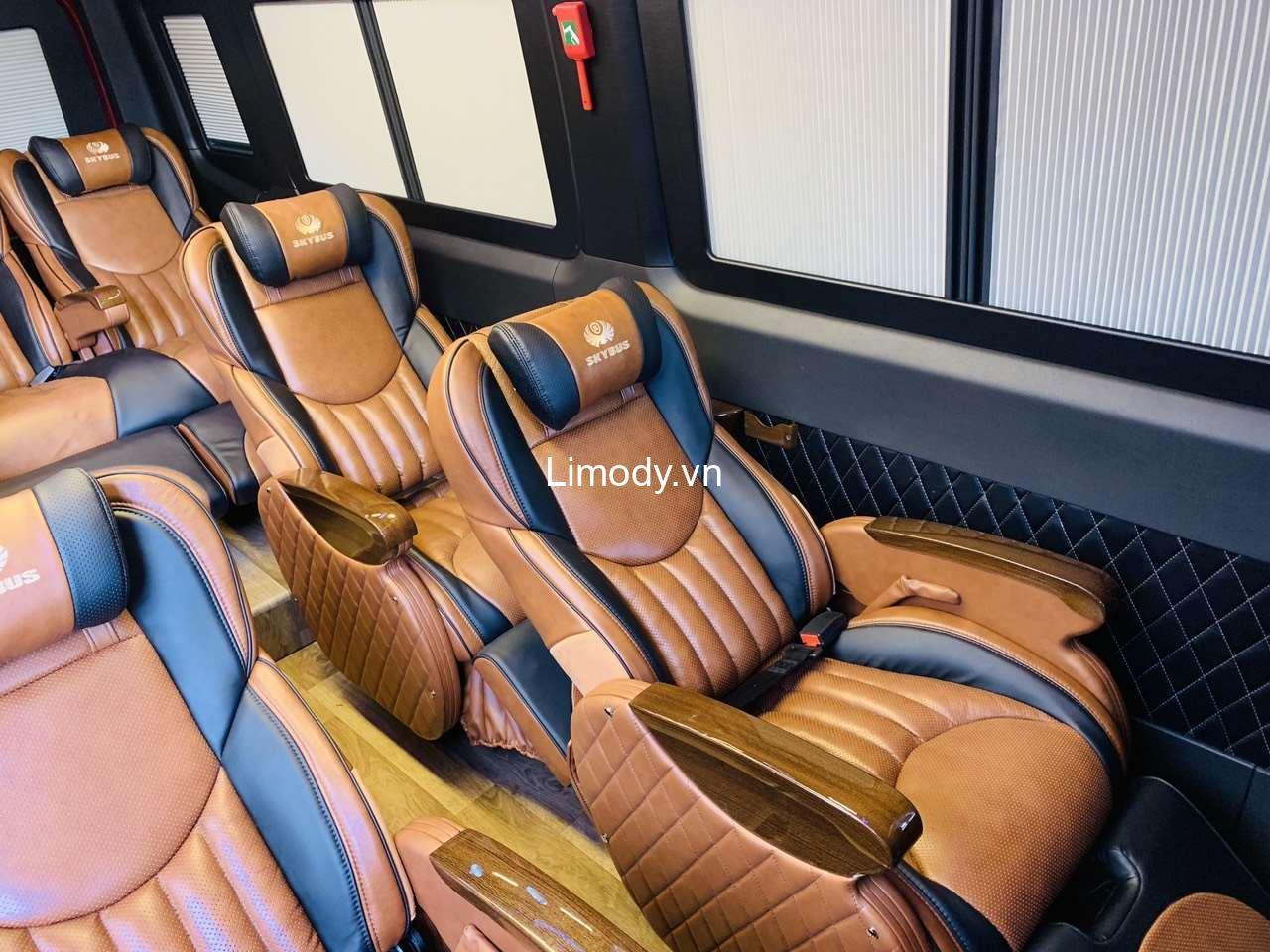 Top 31 Xe limousine đi Đà Lạt giường nằm giá rẻ chất lượng cao nhất