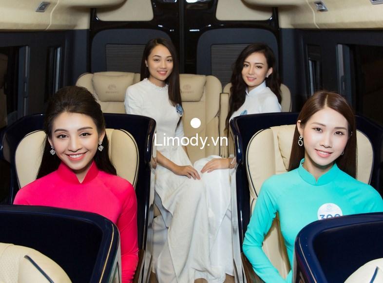 Xe Quỳnh Thanh VIP Limo: Bến xe, giá vé, số điện thoại đặt vé đi Phú Thọ