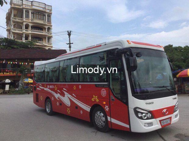 Xe Thế Long Travel: Bến xe, giá vé, số điện thoại đặt vé Hà Nội Ninh Bình