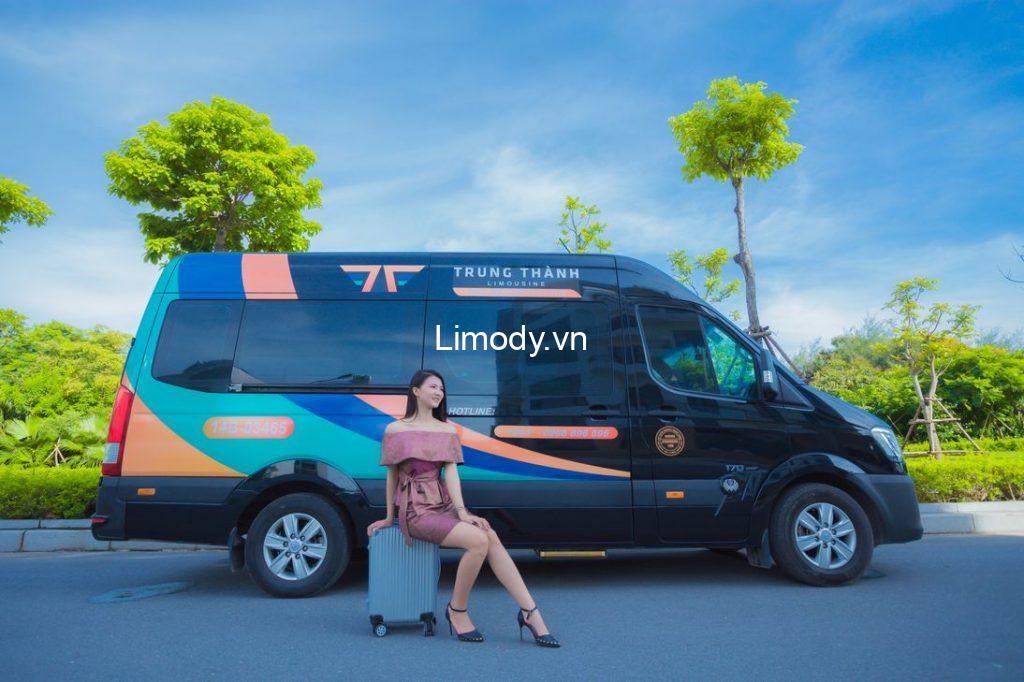Xe Trung Thành limousine: Bến xe, giá vé, số điện thoại đặt vé Hà Nội – Quảng Ninh