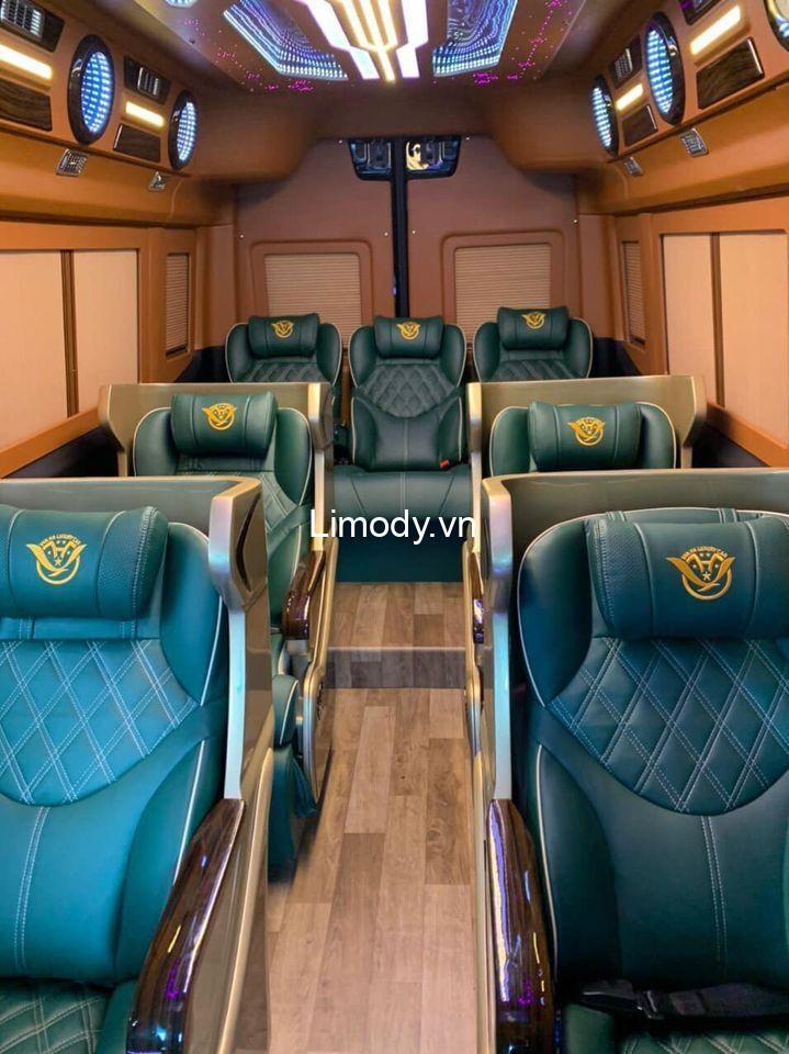 Xe Vân Hà Luxury Car: Bến xe, giá vé, số điện thoại đặt vé, lịch trình Hà Nội – Lạng Sơn