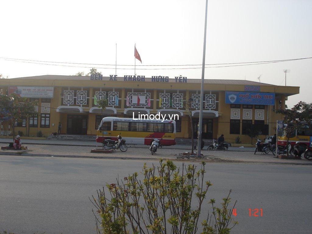 Bến xe Hưng Yên: Hướng dẫn đường đi, điện thoại, lịch trình đi lại nhà xe