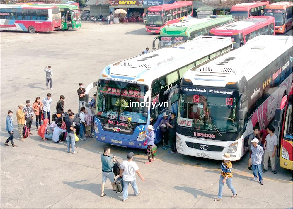Bến xe phía Nam Huế: Hướng dẫn đường đi, điện thoại, lịch trình nhà xe