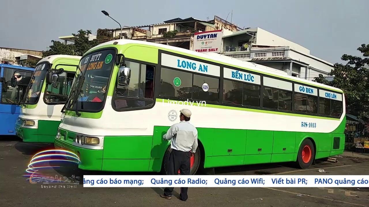 Bến xe Tân An: Hướng dẫn đường đi, giá vé, điện thoại, lịch trình đi lại nhà xe