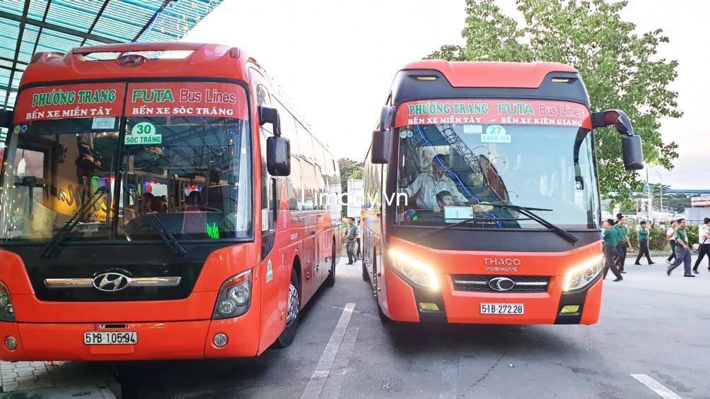 Bến xe Bạc Liêu: Hướng dẫn đường đi, điện thoại, lịch trình nhà xe các tỉnh