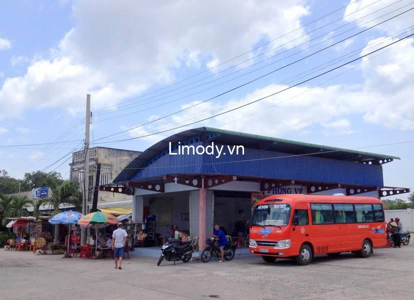 Bến xe Bắc Phan Thiết: Hướng dẫn đường đi, điện thoại, lịch trình các nhà xe