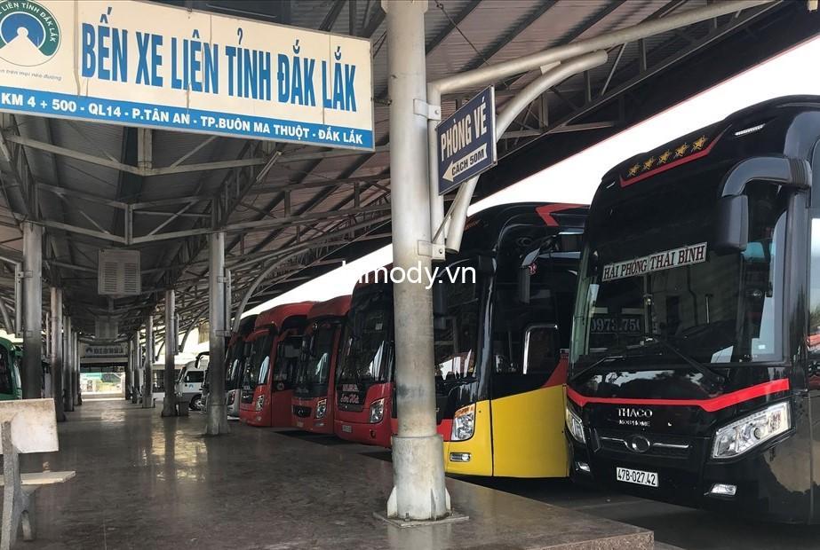 Bến xe Buôn Mê Thuột Đắk Lắk: Hướng dẫn đường đi, điện thoại, lịch trình nhà xe