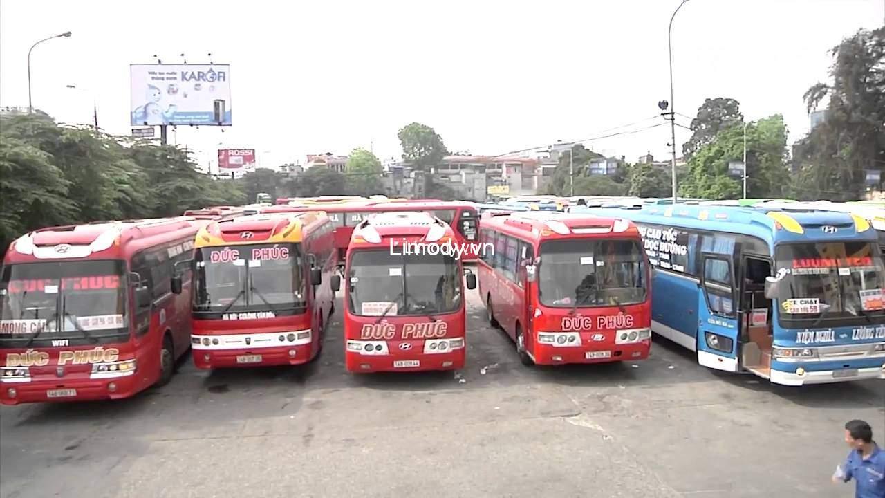 Bến xe Cẩm Phả: Hướng dẫn đường đi, điện thoại, lịch trình các nhà xe