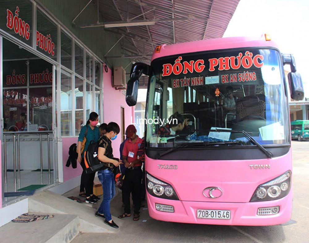 Bến xe Tây Ninh: Hướng dẫn đường đi, điện thoại, lịch trình các nhà xe