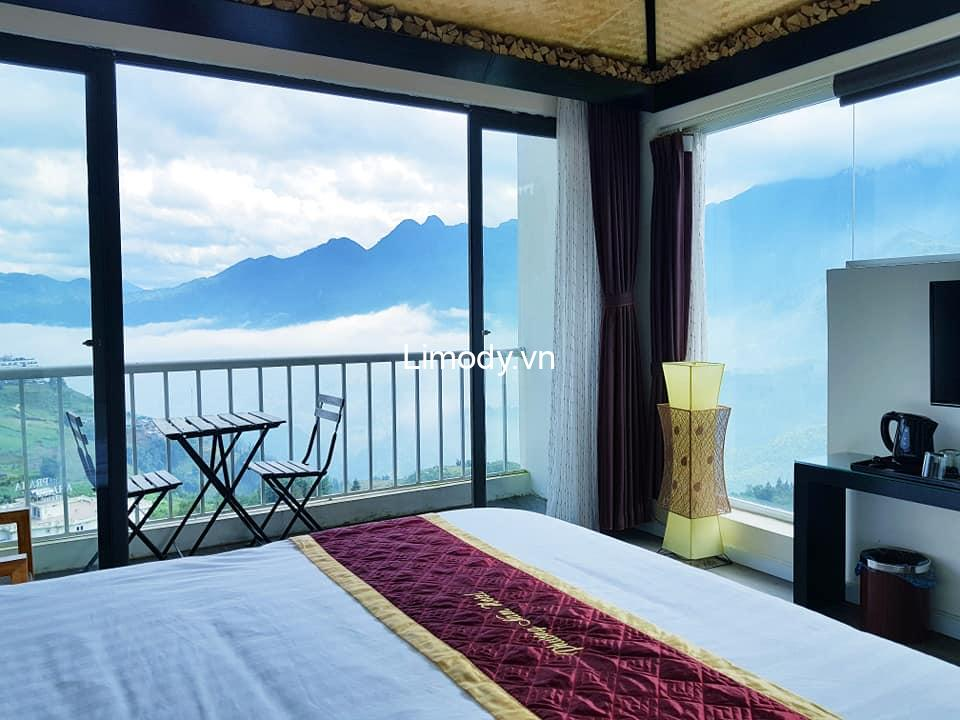 Top 20 Hostel guesthouse nhà nghỉ Sapa Lào Cai giá rẻ đẹp ở trung tâm