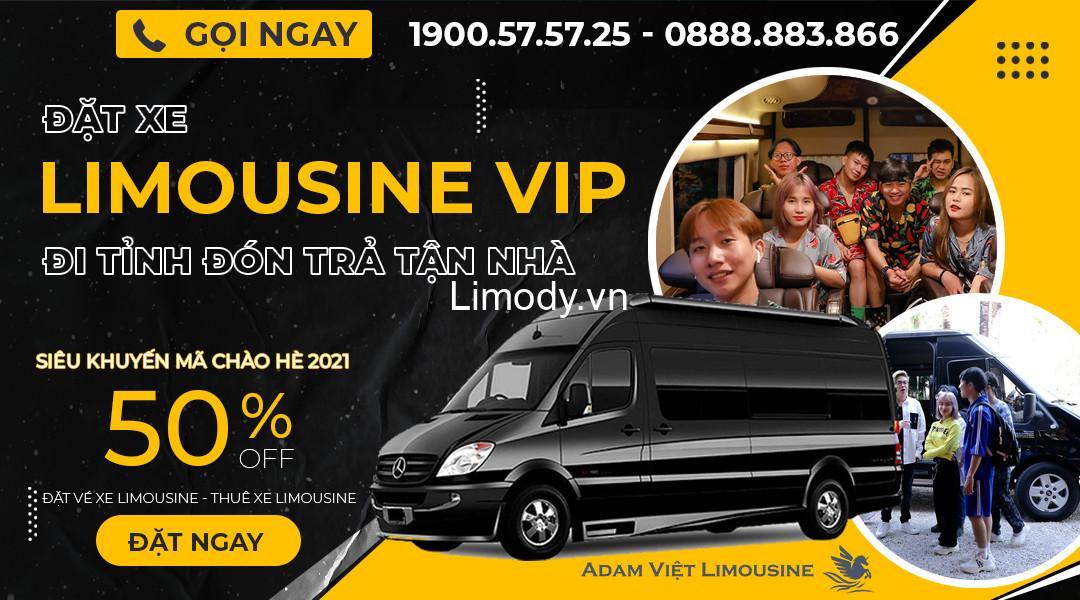 xe limousine vip