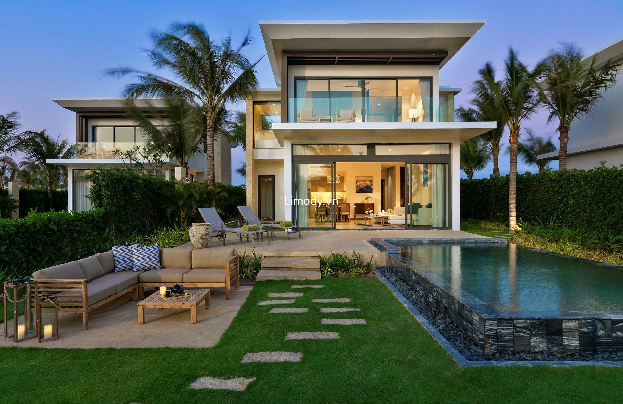 Melia Hồ Tràm Beach Resort: Review chi tiết tiện ích dịch vụ, giá phòng