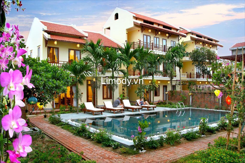 Orchid Garden Riverside Villa Hội An: Chốn nghỉ dưỡng đầy yên bình
