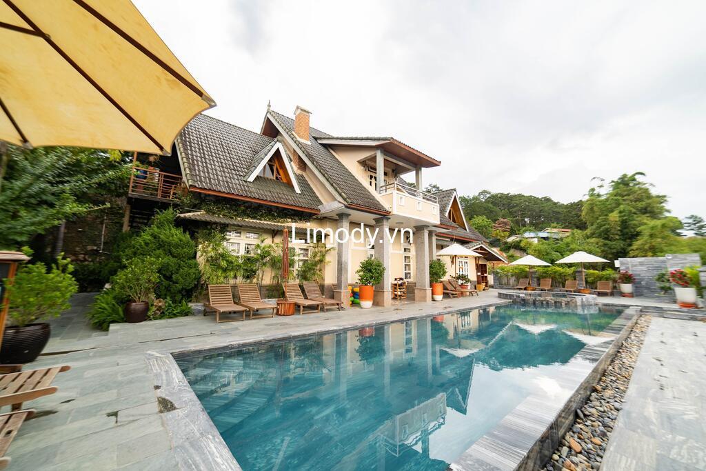Top 20 Biệt thự villa Đà Lạt giá rẻ view đẹp cho thuê nguyên căn tốt nhất