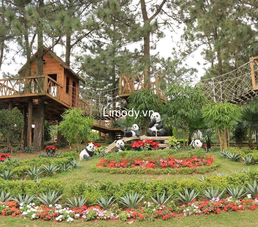 Top 10 Biệt thự villa Đại Lải giá rẻ view đẹp có hồ bơi cho thuê nguyên căn