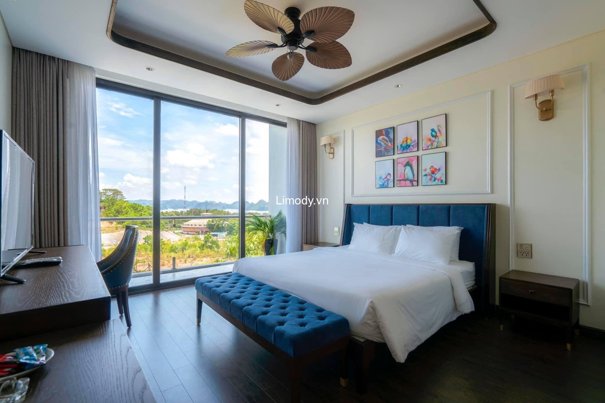 Top 15 Biệt thự villa Hạ Long giá rẻ đẹp gần biển cho thuê nguyên căn