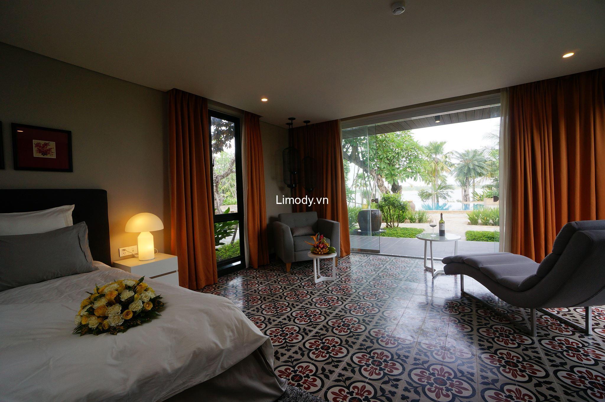 Top 20 Biệt thự villa Sài Gòn TPHCM view sông đẹp ở ngoại thành