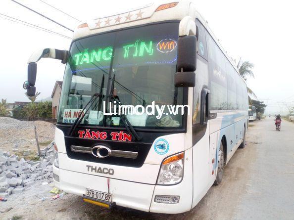 Top 8 Nhà xe Đà Nẵng đi Đăk Nông: xe khách limousine giường nằm
