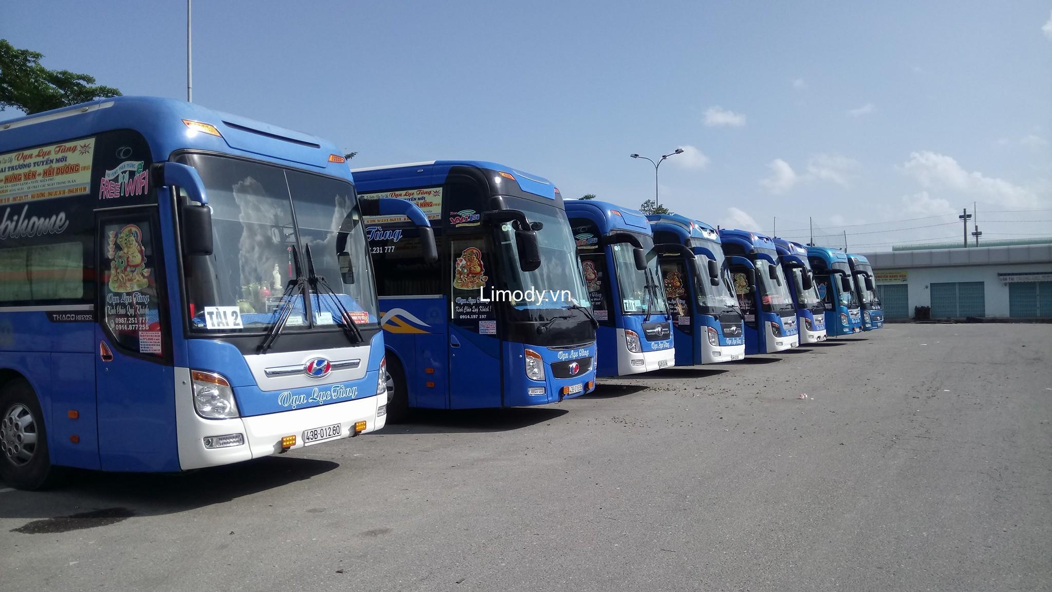 Top 4 nhà xe Đà Nẵng Quảng Ninh đặt vé xe khách limousine giường nằm