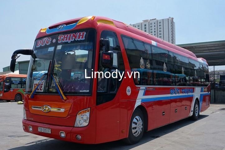 Xe Đức Thịnh: Bến xe, giá vé, số điện thoại đặt vé, lịch trình Huế – Hà Nội