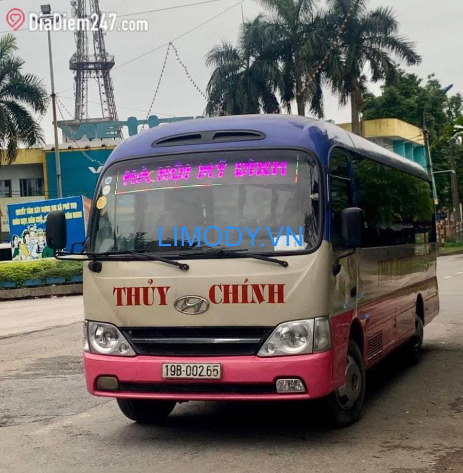 Top 20 Nhà xe limousine Hà Nội Phú Thọ Việt Trì: xe khách giường nằm