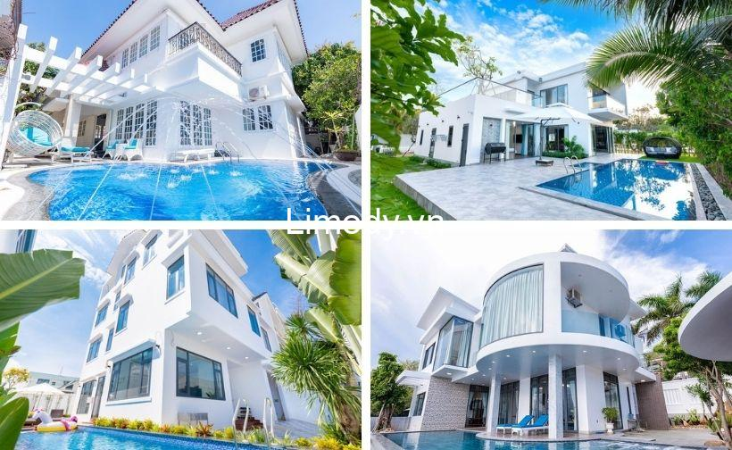 Top 30 Biệt thự villa Vũng Tàu giá rẻ, đẹp, gần biển có hồ bơi cho thuê