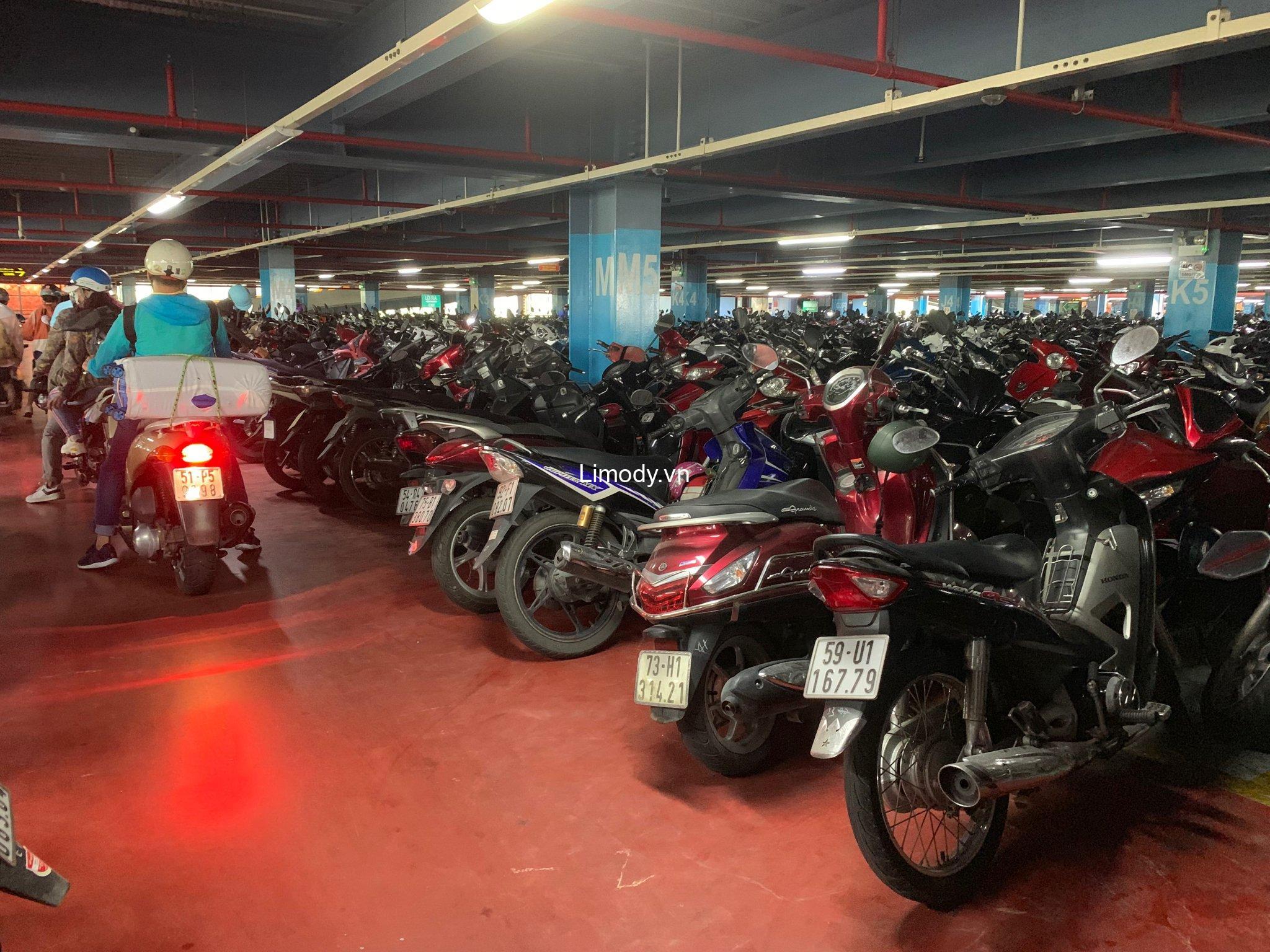 Tổng hợp các địa chỉ gửi xe máy qua đêm sân bay Tân Sơn Nhất uy tín