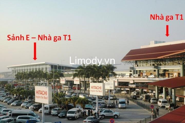 Top 5 địa chỉ gửi xe máy sân bay Nội Bài uy tín giá rẻ tốt nhất