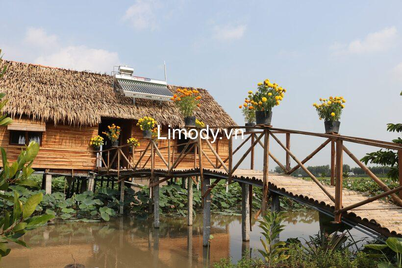 Top 5 Homestay Đồng Tháp – Cao Lãnh – Sa Đéc giá rẻ đẹp ở trung tâm