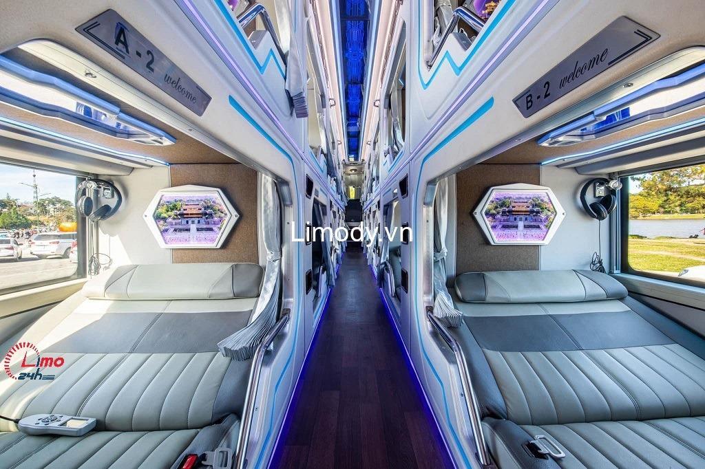 Xe phòng đôi đi Đà Lạt chất lượng cao – Limo24h