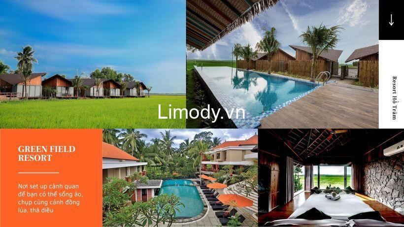 Top 20 Khu nghỉ dưỡng resort Hồ Tràm – Hồ Cốc – Bình Châu view biển đẹp