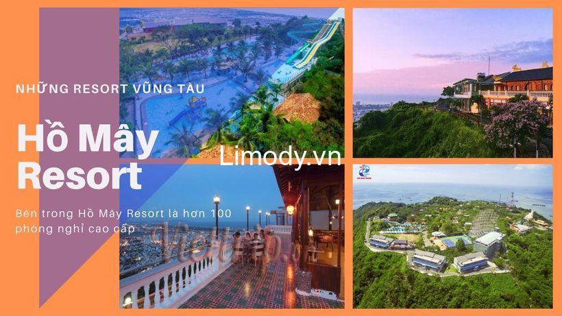 Top 27 Khu nghỉ dưỡng resort Vũng Tàu gần biển view đẹp có bãi tắm riêng